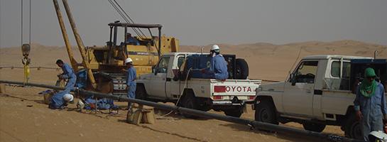 Pipeline Construction & Maintenance | Intracs